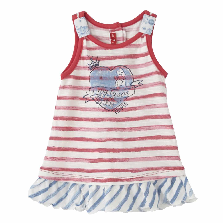 chipie baby kleid logo hund glitzer pink blau streifen 62 68 87 80 86 92 98 neu ebay. Black Bedroom Furniture Sets. Home Design Ideas