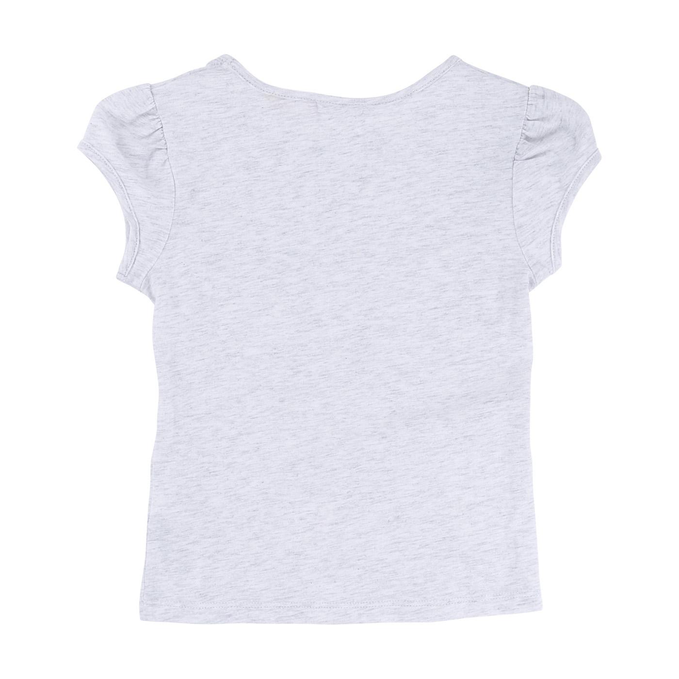 billieblush t shirt apfel lolly pailletten greymelange 86 104 110 116 122 128 ebay. Black Bedroom Furniture Sets. Home Design Ideas